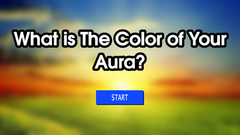 What Is The Color Of Your Aura